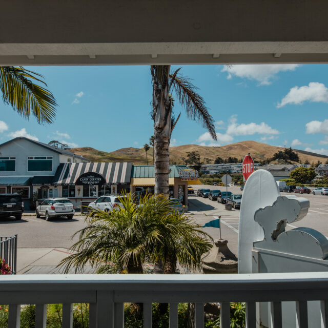 Room 7 deck view