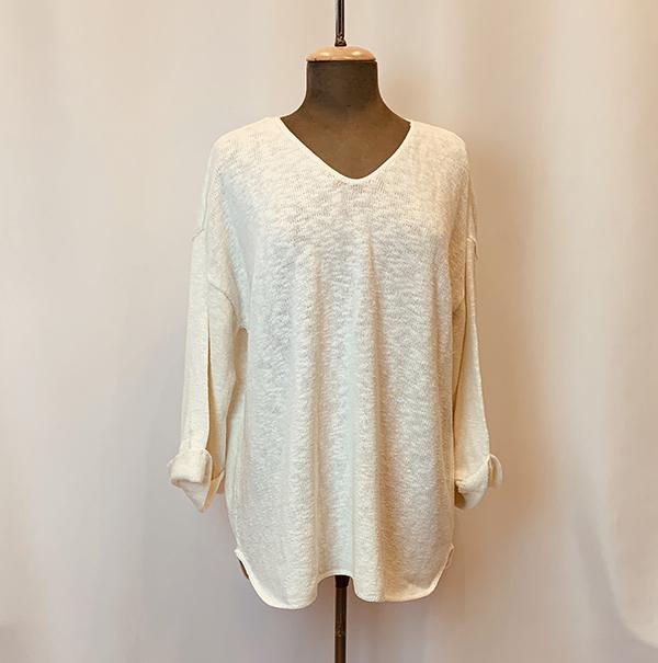 fav sweater cream