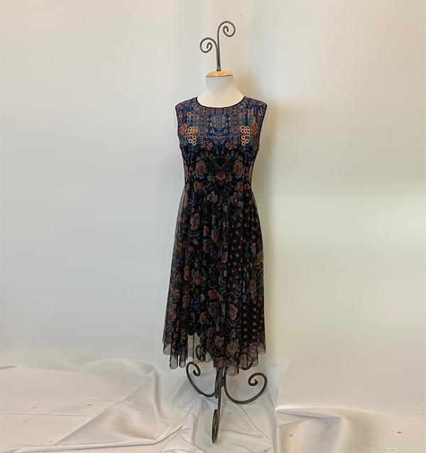 mier mesh dress