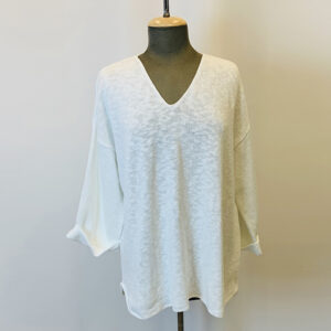fav sweater white